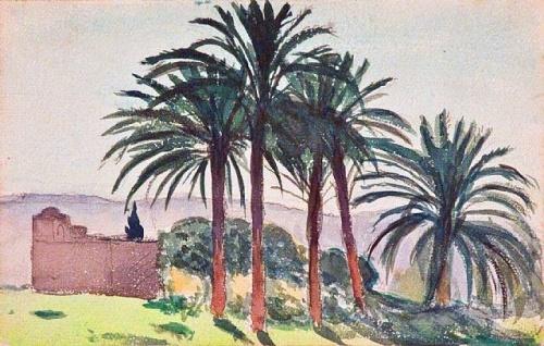 Peintres algérianistes