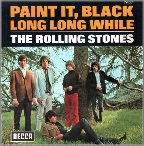 Rolling Stones - Paint it Black (1966)