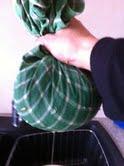 Recette de râpée aux pomme de terre.