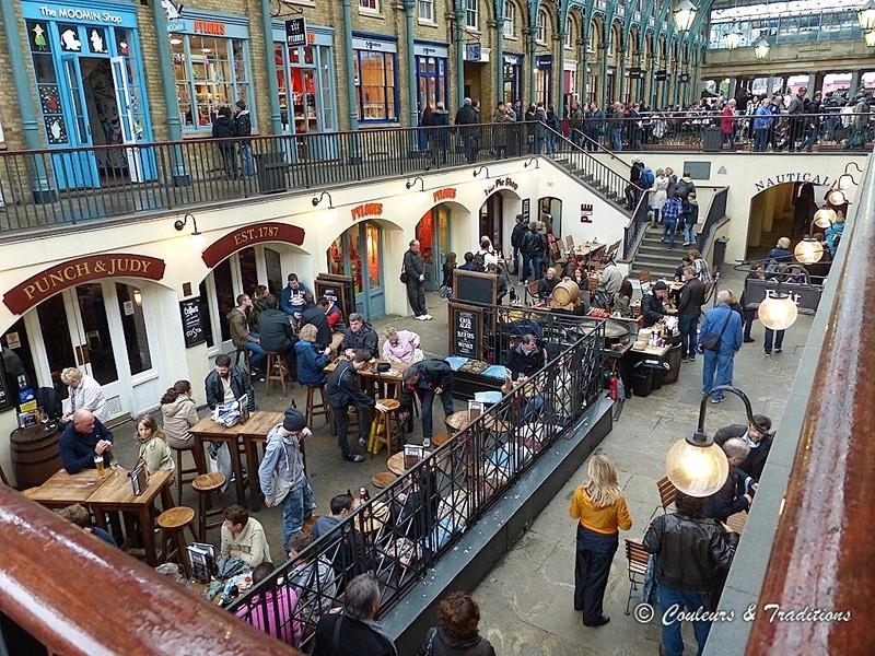 Coven Garden Market