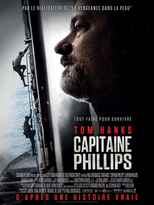 "Bonsoir a l'honneur : "" Capitaine Phillips """