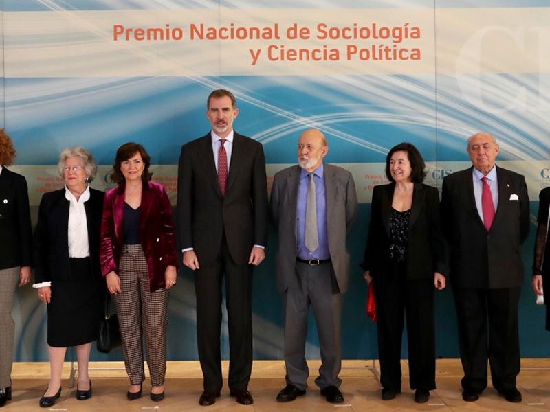 Prix de sociologie et de science politique