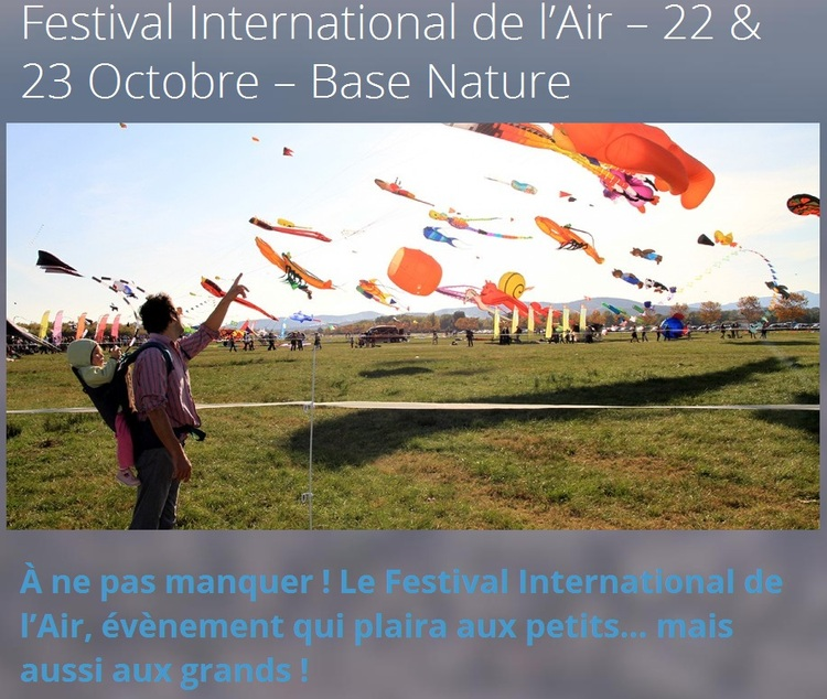 Festival de l'air 22&23 octobre