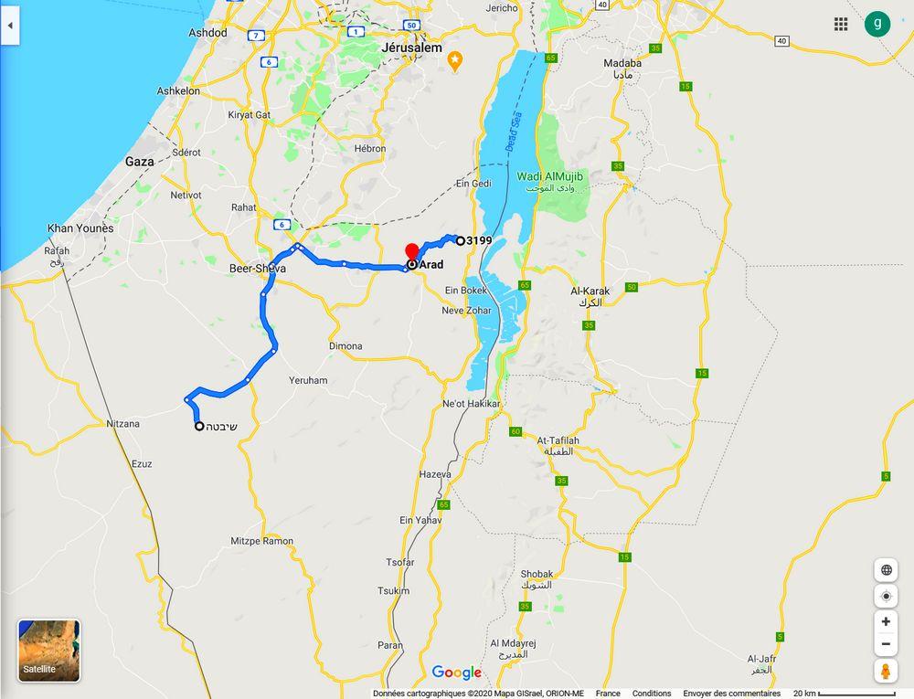 circuit autotour israel avdat shivta schnoebelen