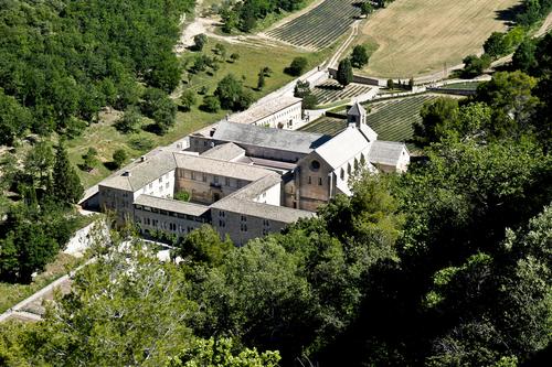 Abbaye de sénaque
