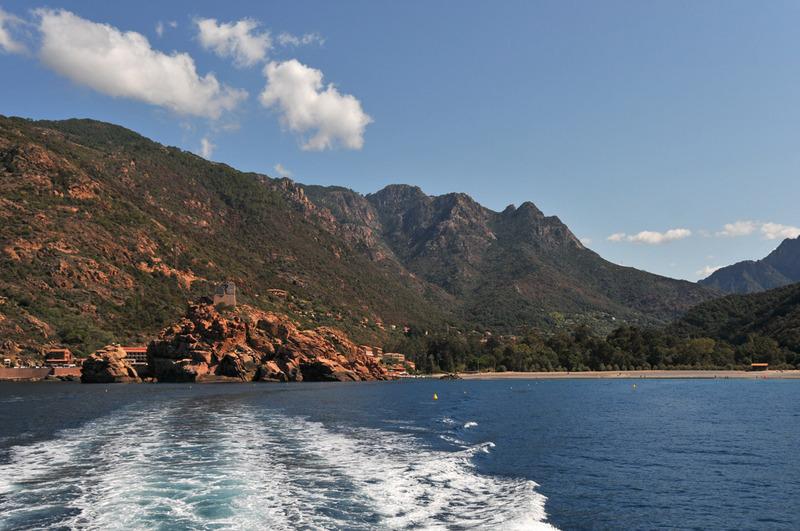 Balade en Corse (12) : les calanques de Piana (2)