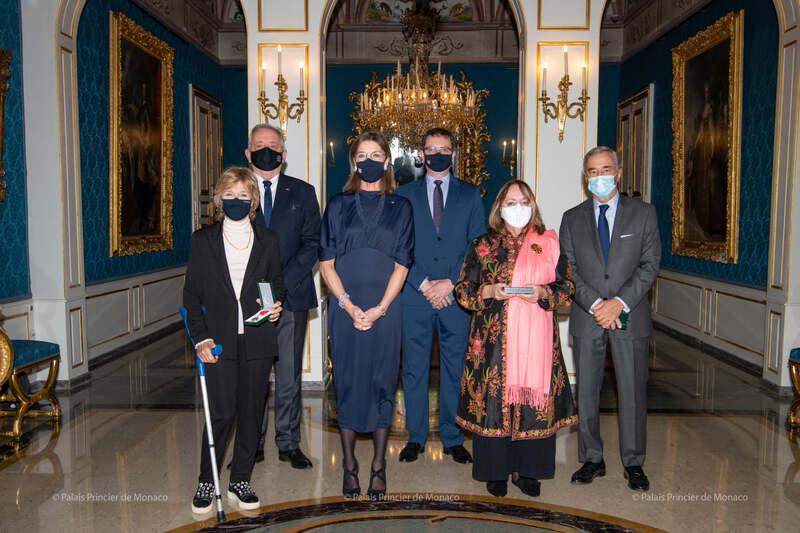Décorations (Merci au palais princier pour les photos)