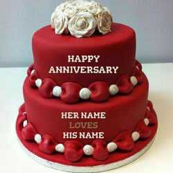 Best anniversary cakes now available online