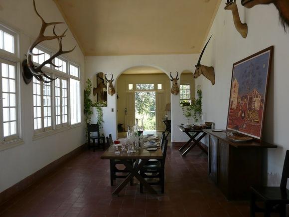quelques vues intérieures dela maison