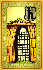 Le Cloître - Oracle Belline - Regard sur un Autre Monde - Spirituel