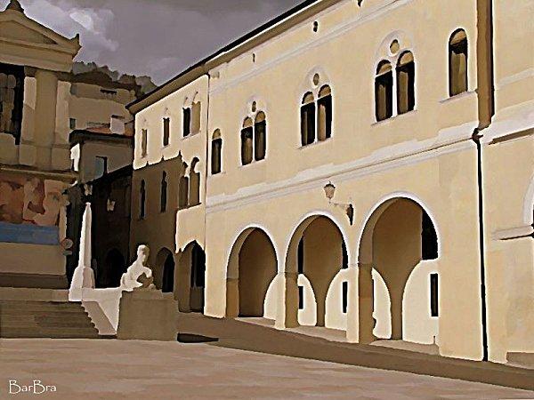 Italia 1097 Underpainting 2