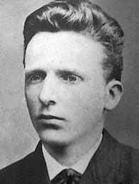 Theodorus van Gogh à l'âge de 21 ans