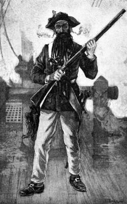 La véritable histoire du plus indomptable des pirates
