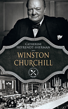 Churchill  -  Catherine Heyrendt-Sherman