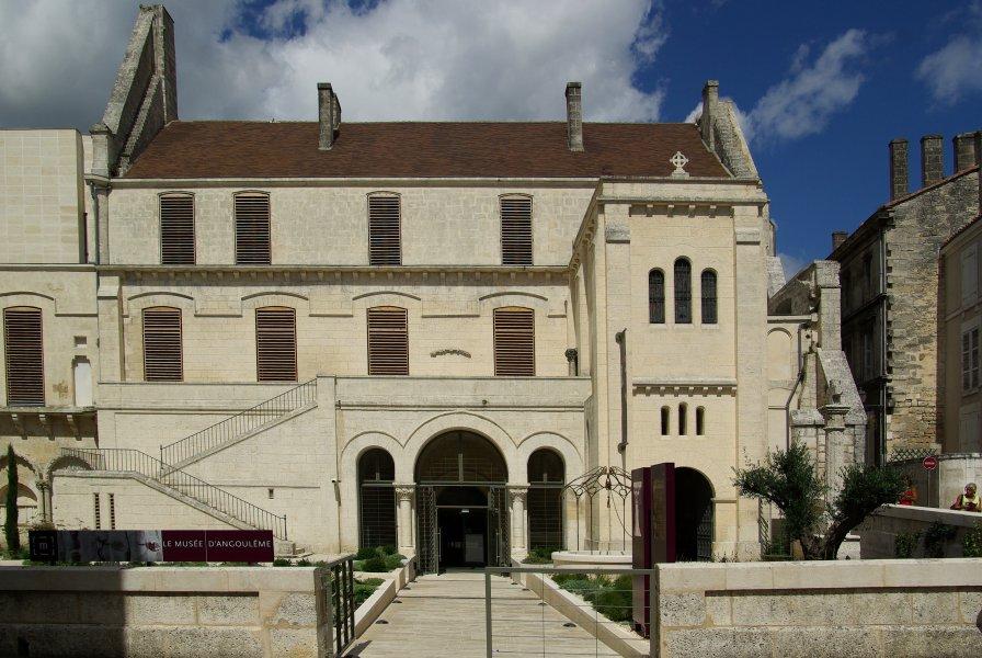 musée d'angoulême
