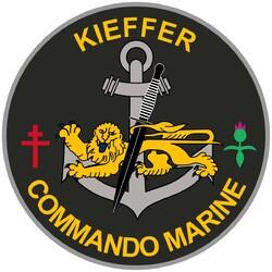 """* A l'occasion des cérémonies présidentielles des commémorations du débarquement du 6 juin 1944  - Le """"commando Kieffer"""" (ECPAD 2019)"""