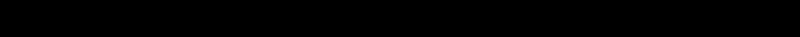 Lignes noir