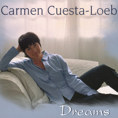 CUESTA LOEB, Carmen - The Shadow of Your Smile  (Smooth Jazz)