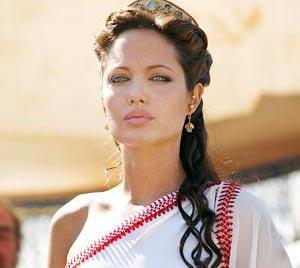 Cleopatre : le nouveau film de Angelina joile 2013
