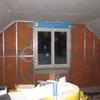 Pose ossature métallique sur mur périphérique pignon étage (1)
