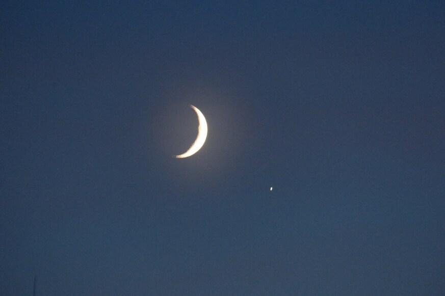Jupiter a rendez-vous avec la lune