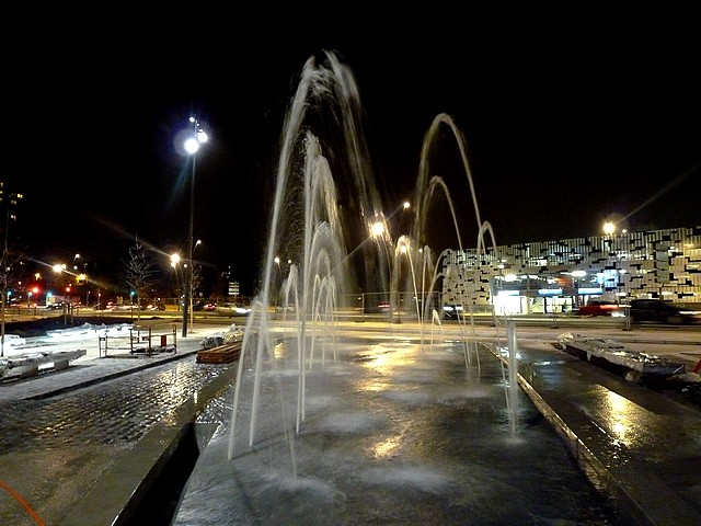 Nouvelle place Mazelle - Les fontaines 5 Marc de Metz 15 11