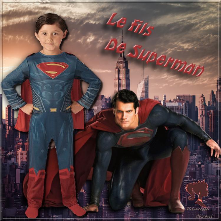 Le fils de Superman