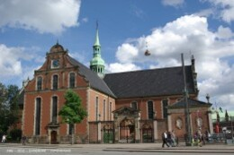 Copenhague-Holmen's Church