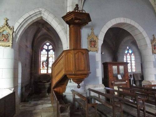 L'église de Brion sur Ource