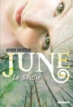 """""""June"""" T.1 de Manon Fargetton"""