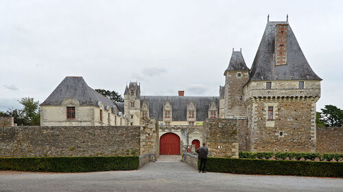 Un château des bords de Loire...