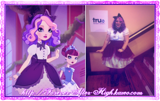 ever after high - backgrounders inspirations (1)