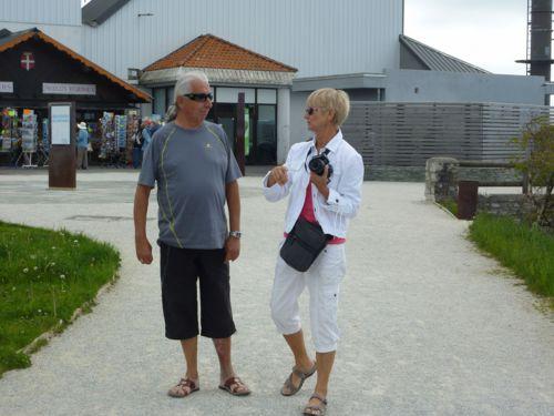 Rencontre Brigitte et Christian