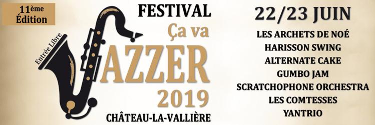 * À Vous d' Entendre * Festival Ça Va Jazzer !