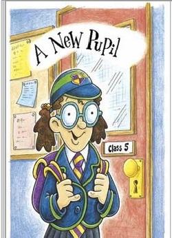 A new pupil ( une nouvelle élève) - histoire courte - niveau 6ème - 5ème