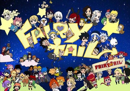 Les trucs de Fairy Tail