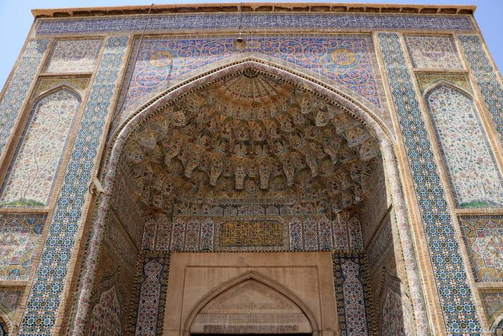 Mosquée Vakil, Shiraz