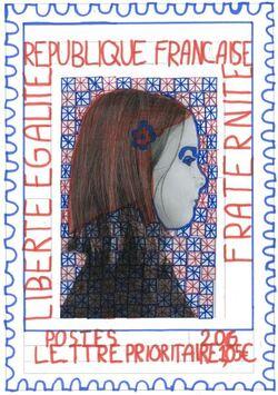 Les symboles de la République / ARTS VISUELS / MARIANNE