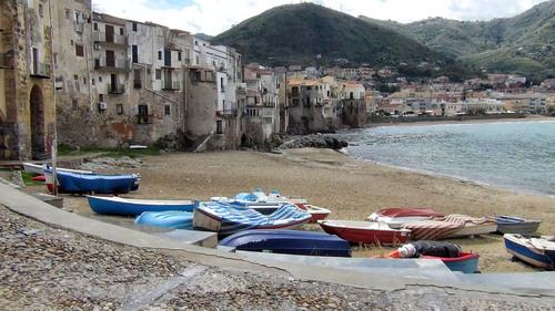 Du 10 avril au 13 avril  Le nord de la Sicile