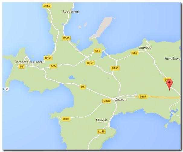 visite 30 km autour morgat crozon