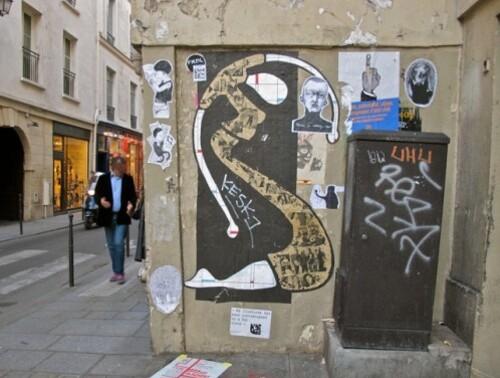 street-art Beaubourg FKDL 4