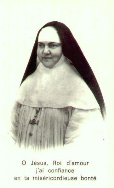 Sainte Yvonne-Aimée de Malestroit