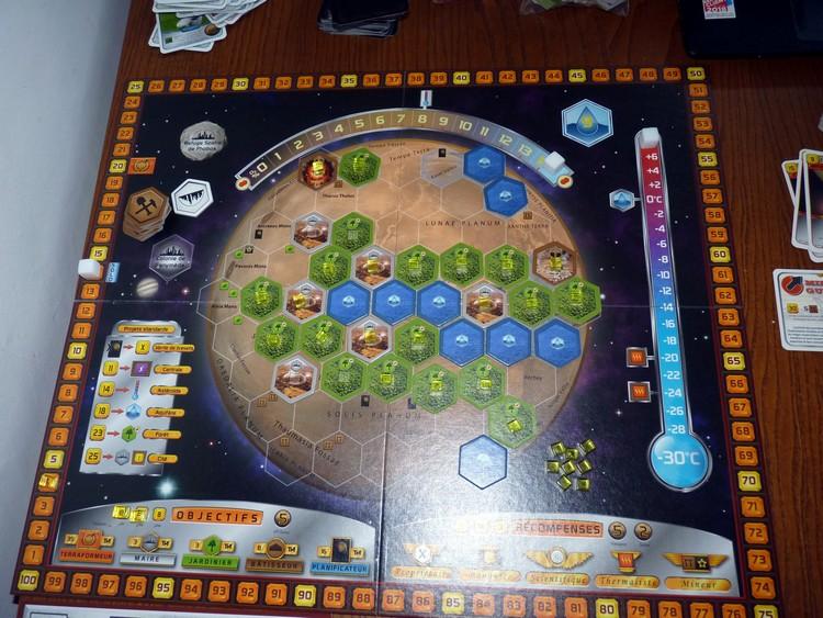 Terrforming Mars (plateau)