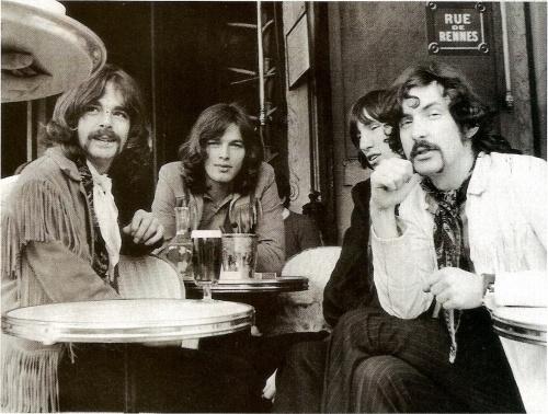 Le Pink Floyd en France