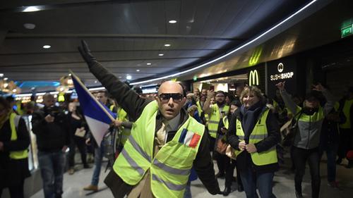 La corruption du gouvernement Macron-Philippe et la privatisation d'Aéroport de Paris