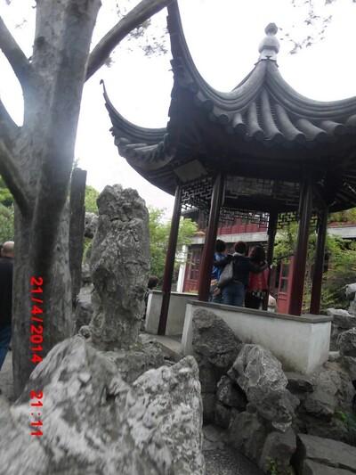 VISITE DU TEMPLE LE BOUDHA DE JADE A SHANGHAI