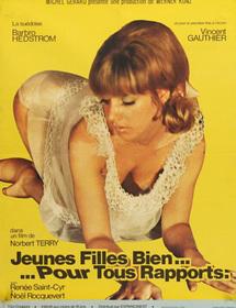 JEUNES FILLES BIEN SOUS TOUS RAPPORTS BOX OFFICE FRANCE 1971