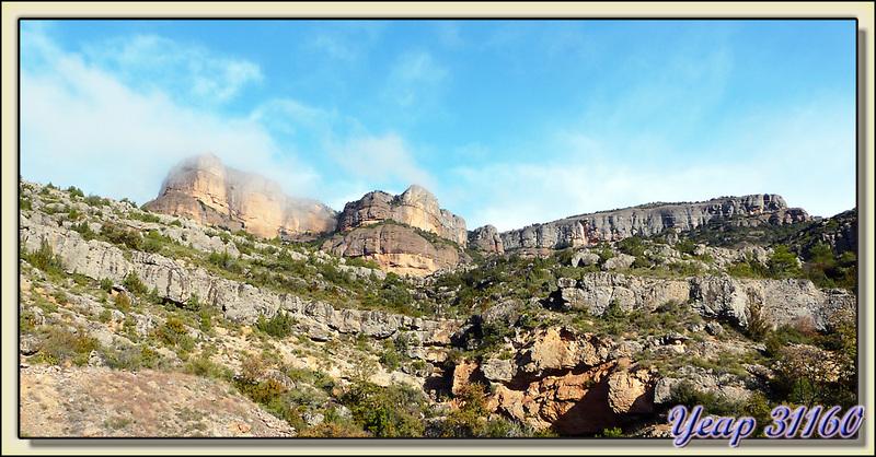 Congost (gorges) Collegats - Conca de Dalt - Pallars Jussà - Catalogne - Espagne