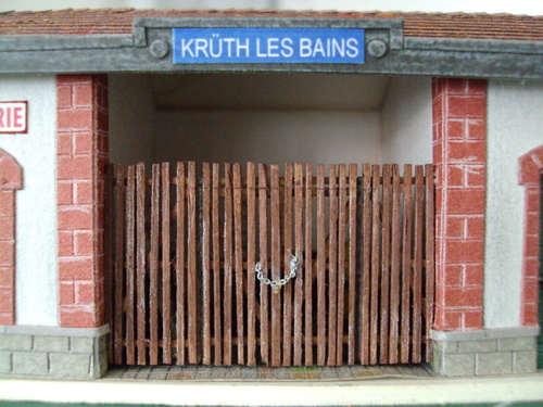 La lampisterie de Krüth Les Bains