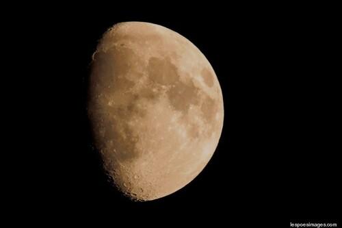 mon amie la lune ... du haut de la dune ...une photo à la une...pour chacun, chacune ...